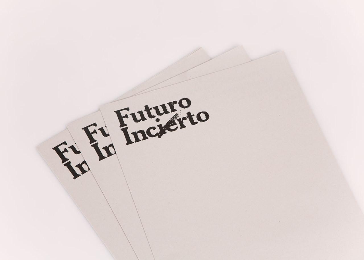 Luiso Ponce Futuro Incierto Zine